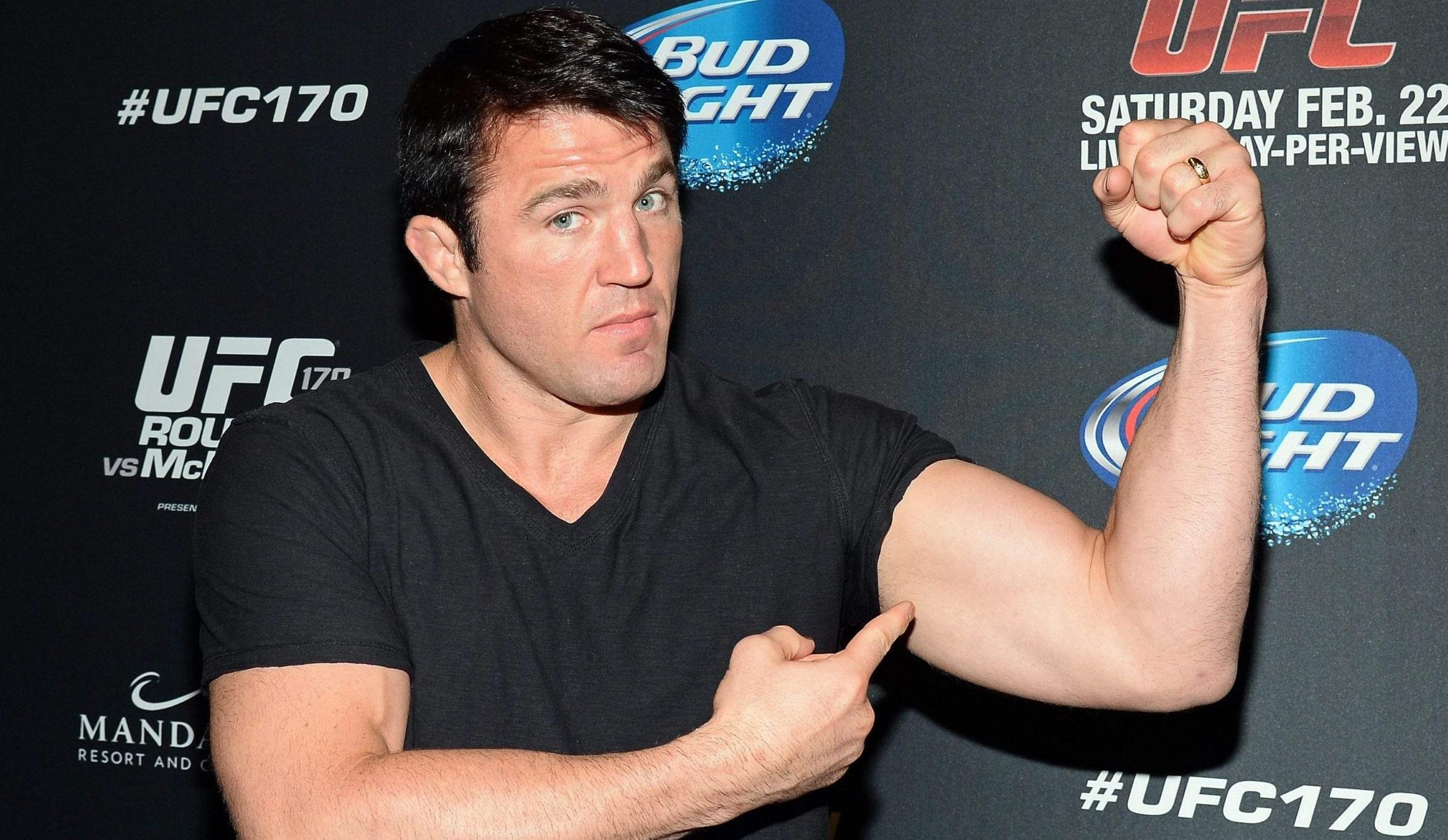 Чейл Соннен - боец MMA: биография, карьера в UFC, видео и статистика боёв