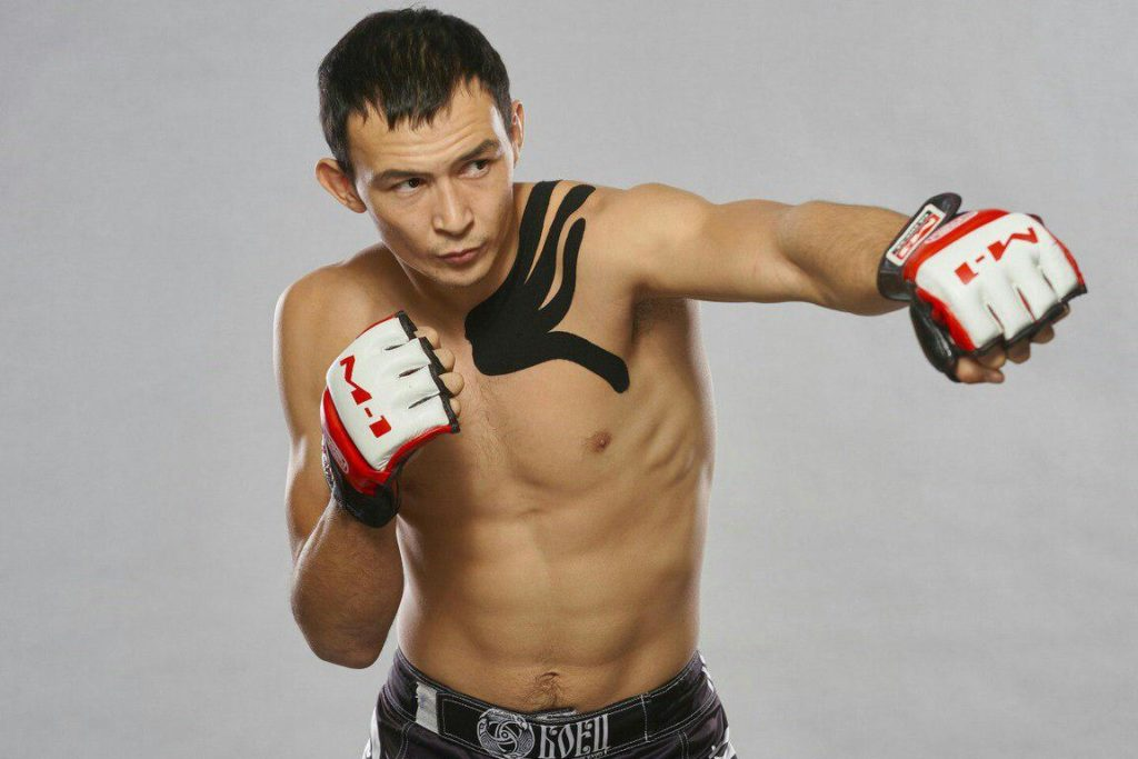Дамир Исмагулов - боец UFC: биография, карьера, статистика и видео боёв