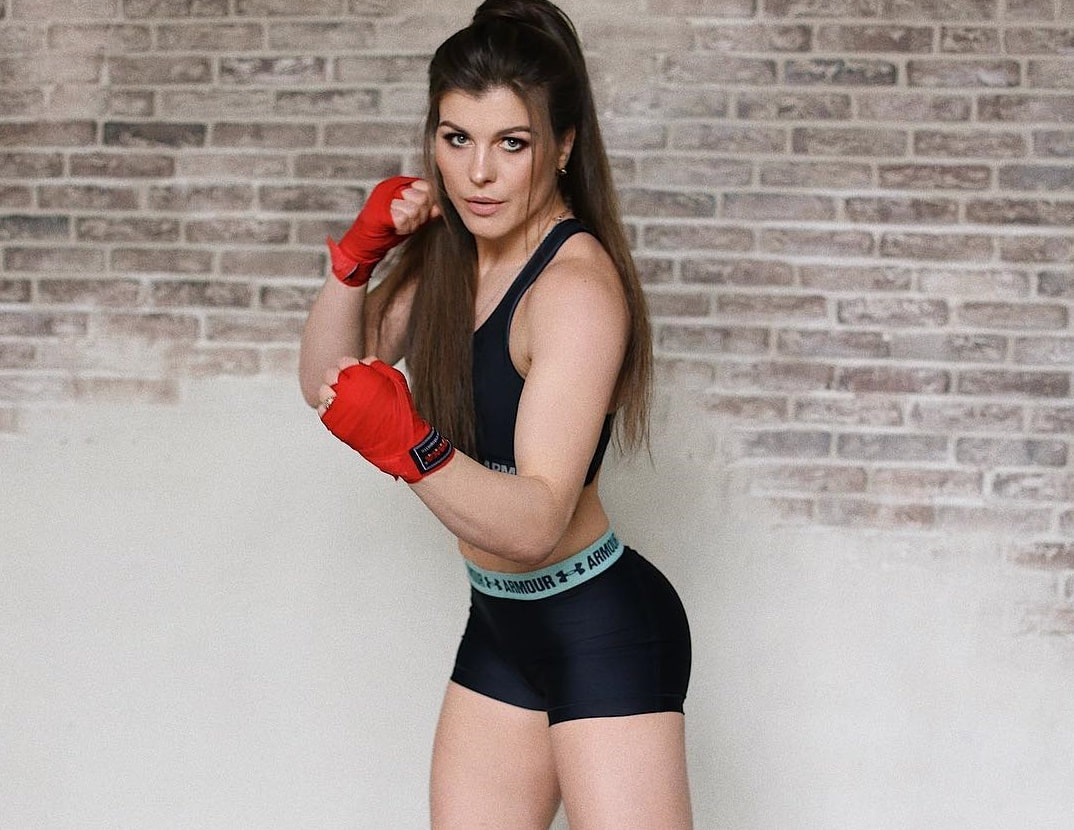 Марина Мохнаткина - боец Bellator: биография, статистика и лучшие бои