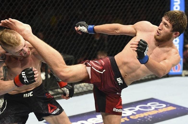 Саид Нурмагомедов - боец наилегчайшего дивизиона UFC: биография, статистика и лучшие видео
