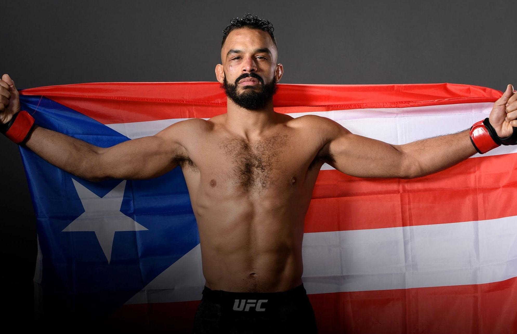 Роб Фонт - боец UFC: биография, статистика и лучшие бои