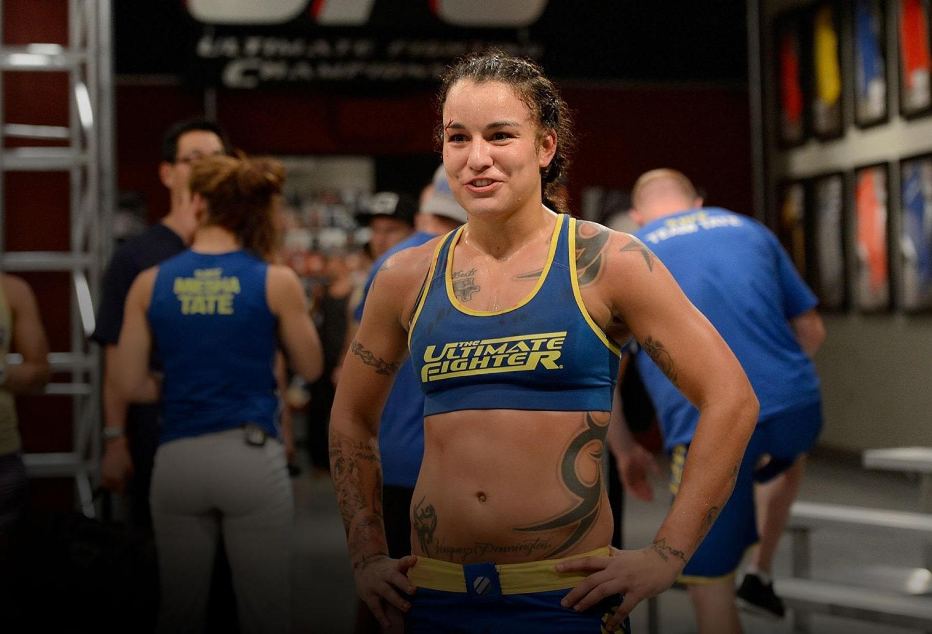 Ракель Пеннингтон - боец UFC в легчайшем весе: статистика, биография и лучшие бои
